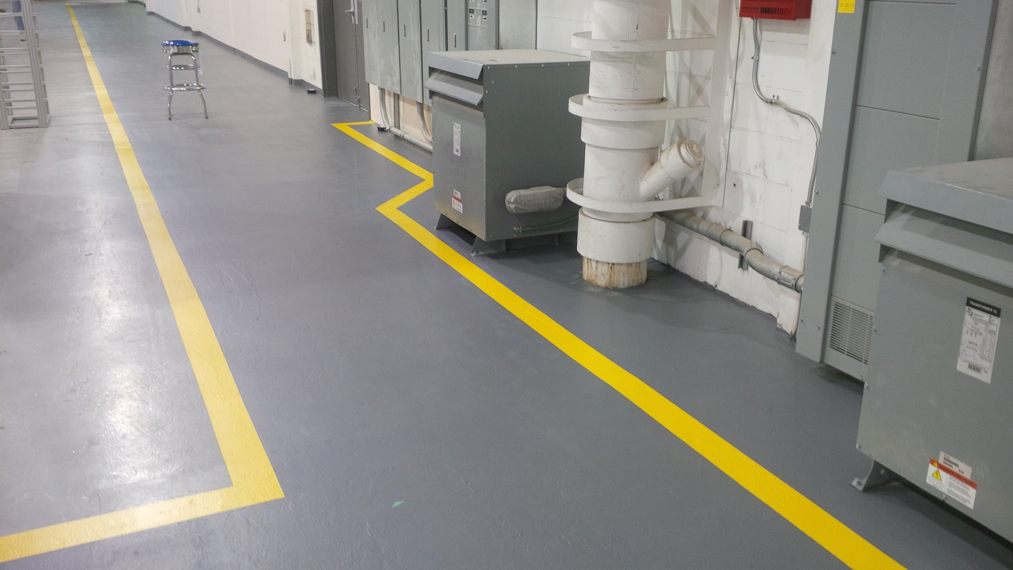 Safety Flooring After